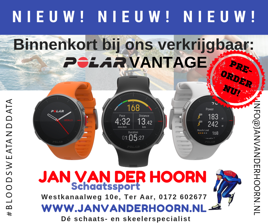 NIEUW! Polar VANTAGE topic icon