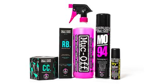 Muc off collection