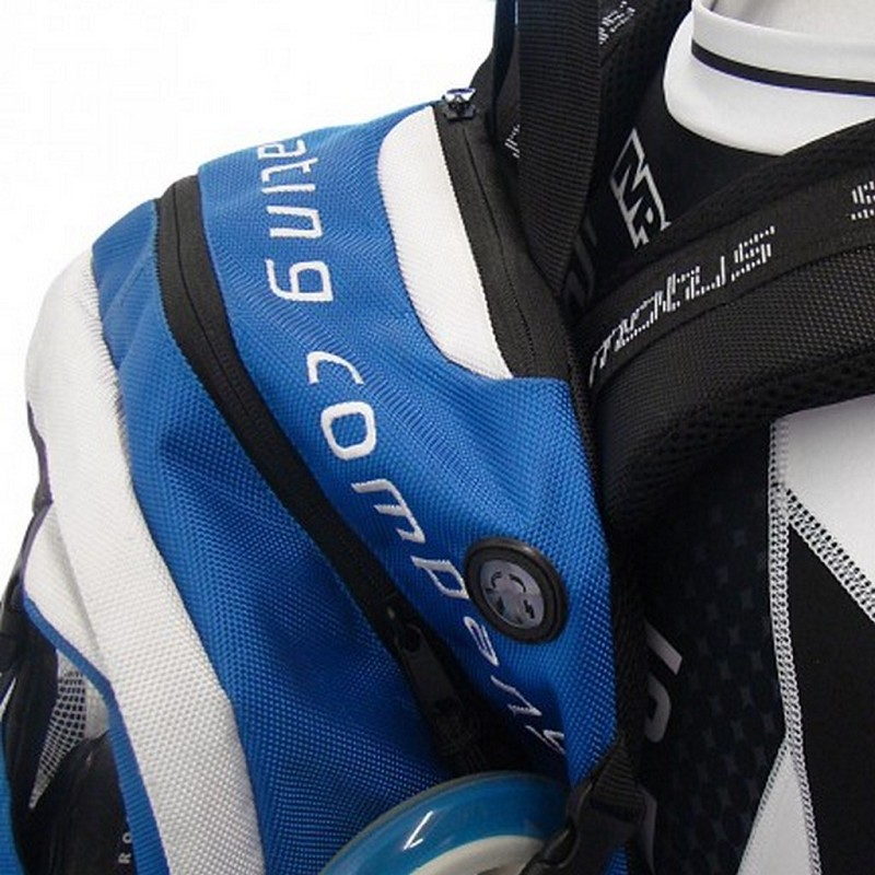 c050c299aa6 Cado Motus Skate Backpack Airflow | Jan van der Hoorn Schaatssport