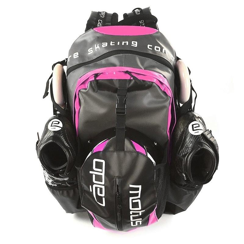 bfe9a6a30ce Cado Motus Skate Backpack Waterflow | Jan van der Hoorn Schaatssport
