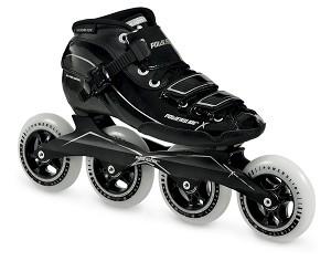 Powerslide X-skate black/silver