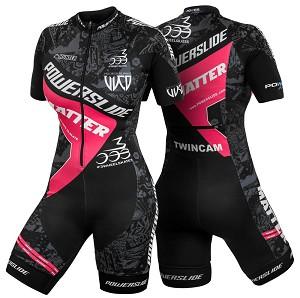 Powerslide Race suit pink