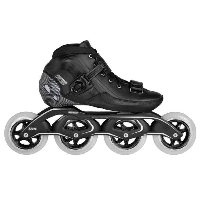 Powerslide R2 skate black mt 39