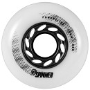 Powerslide Wielen Spinner 76mm 4-pack