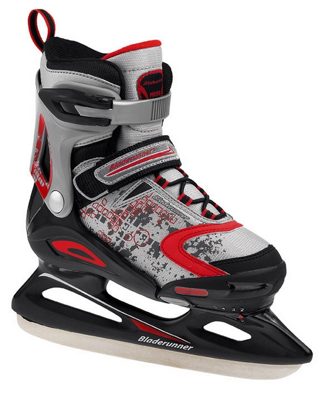 Bladerunner Micro Ice black red