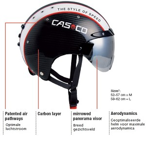 Casco Warp sprint carbon
