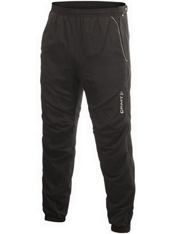 Craft active touring pants zipper
