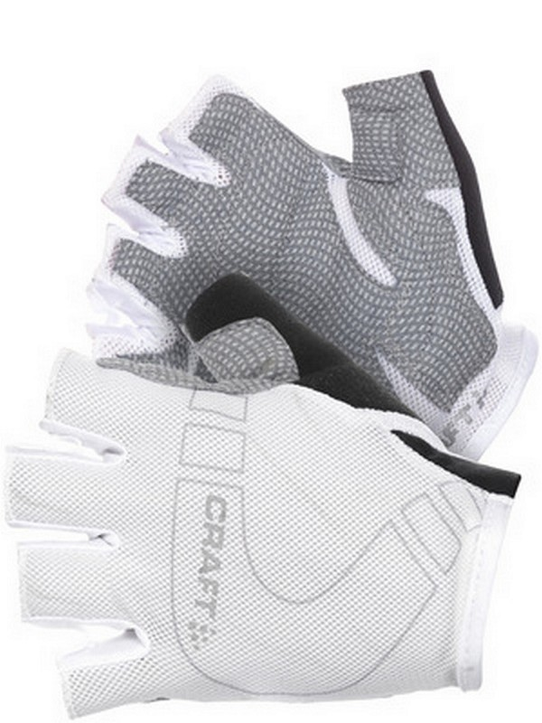 Craft Pave Bike glove white M