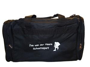 Jan van der Hoorn schaatssport skatebag