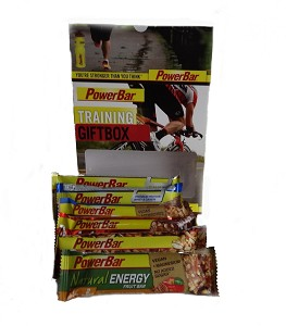 Powerbar gift pack bars