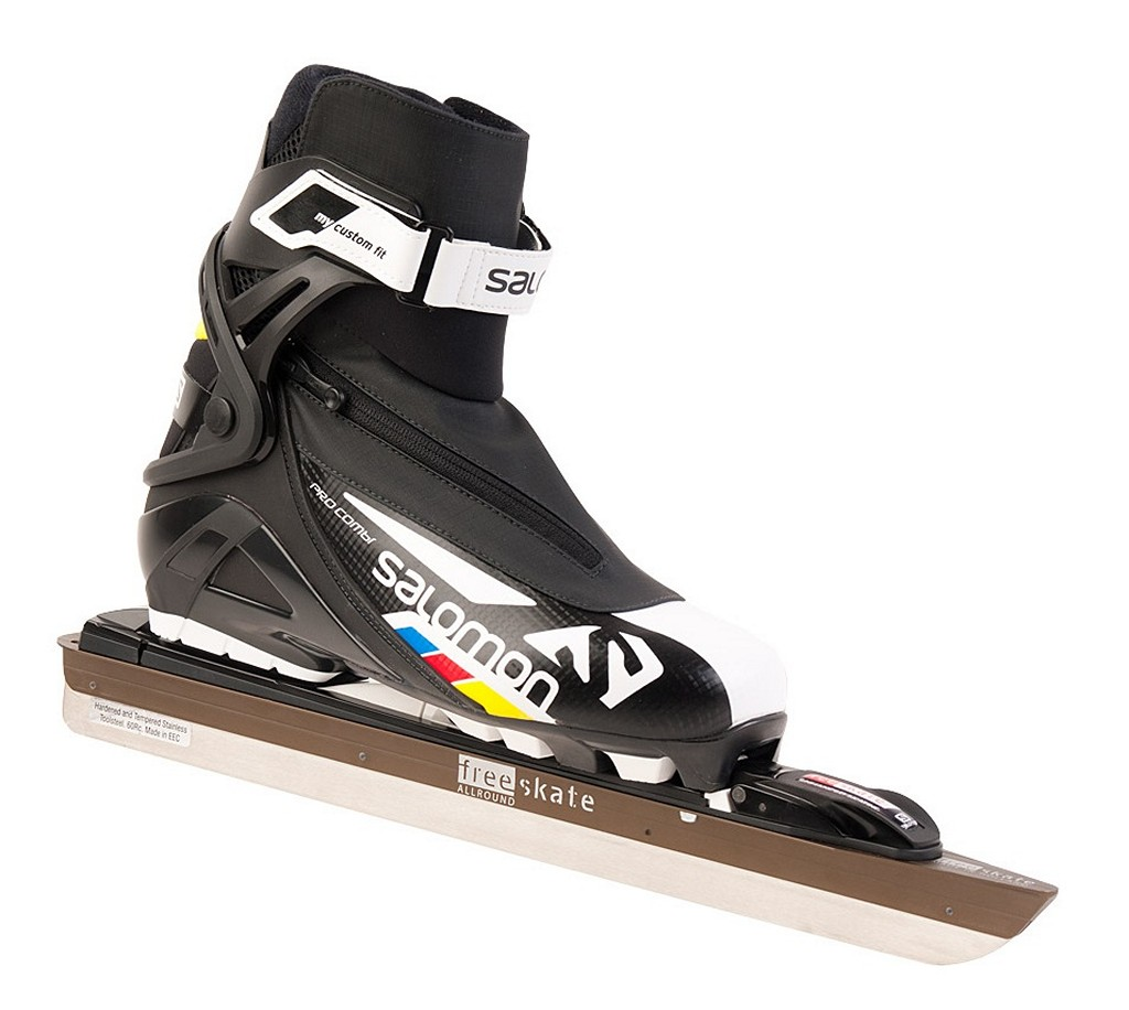 cross-country ice skates
