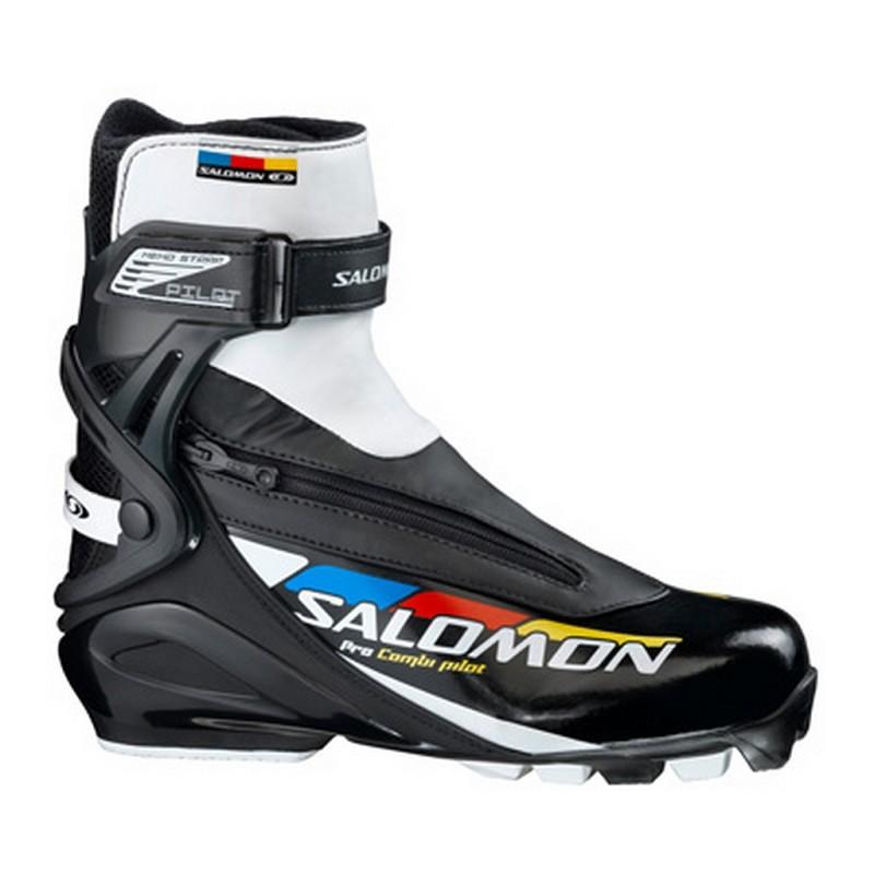 847d02f6544 Salomon pro combi | Jan van der Hoorn Schaatssport